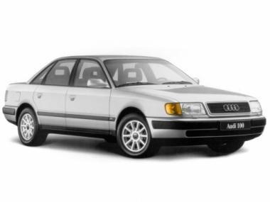 Коврики EVA Audi 100 (C4) 1991 - 1994 (седан)