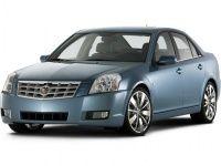 Коврики EVA Cadillac BLS 2006 - 2009