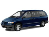 Коврики EVA Dodge Caravan III 1995 - 2000