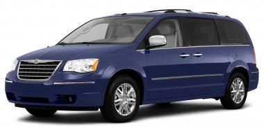 Коврики EVA Chrysler Town Country IV 2000-2005