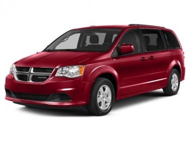 Коврики EVA Dodge Caravan V 2007-2020