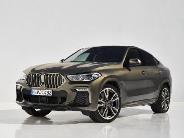 Коврики EVA BMW X6 (G06) 2019 - н.в