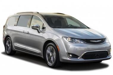 Коврики EVA Chrysler Pacifica (RU) 2016 – н.в  (7мест)