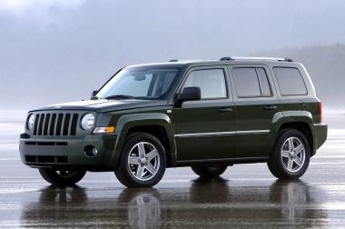 Коврики EVA Jeep Liberty (Patriot) 2006-2016
