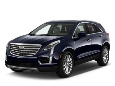 Коврики EVA Cadillac XT5 2016 -2019