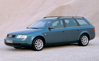 Коврики EVA Audi A6 (С5) 1997 - 2004 (универсал)