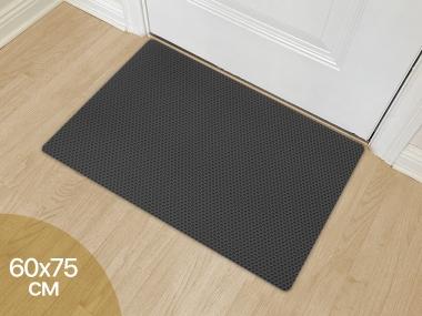 Коврики EVA для дома Придверный коврик (Черный) 60*75см